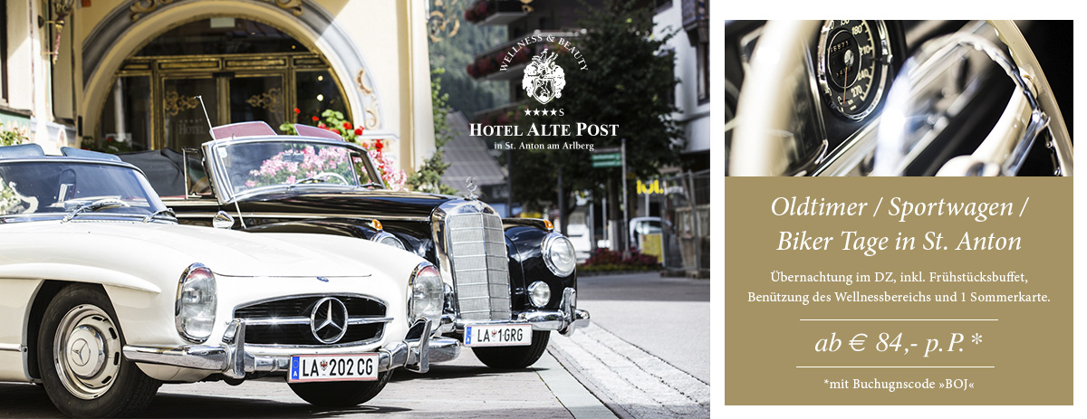 Hotel Alte Post St. Anton am Arlberg