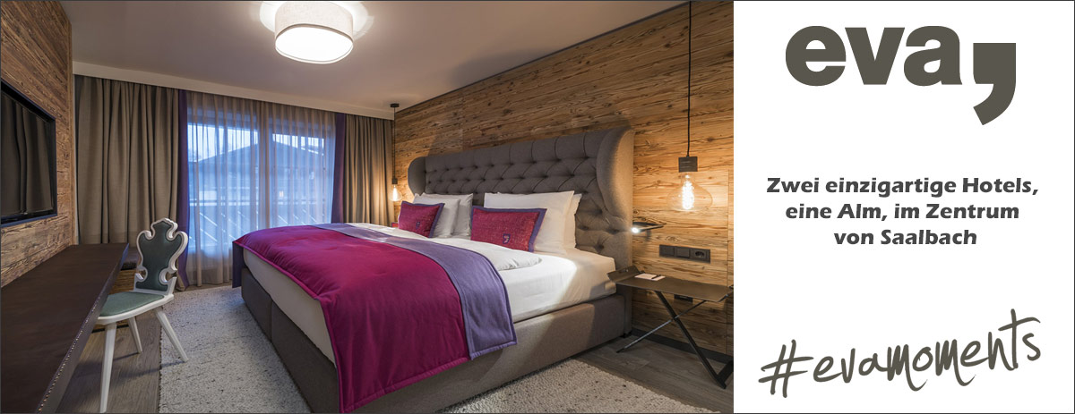 Eva-Hotels in Saalbach