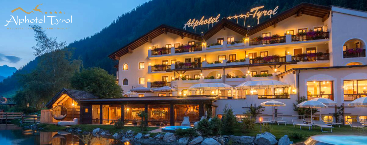 Alphotel Tyrol in Ratschings