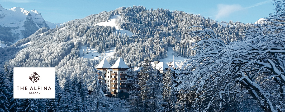 THE-ALPINA***** - GSTAAD