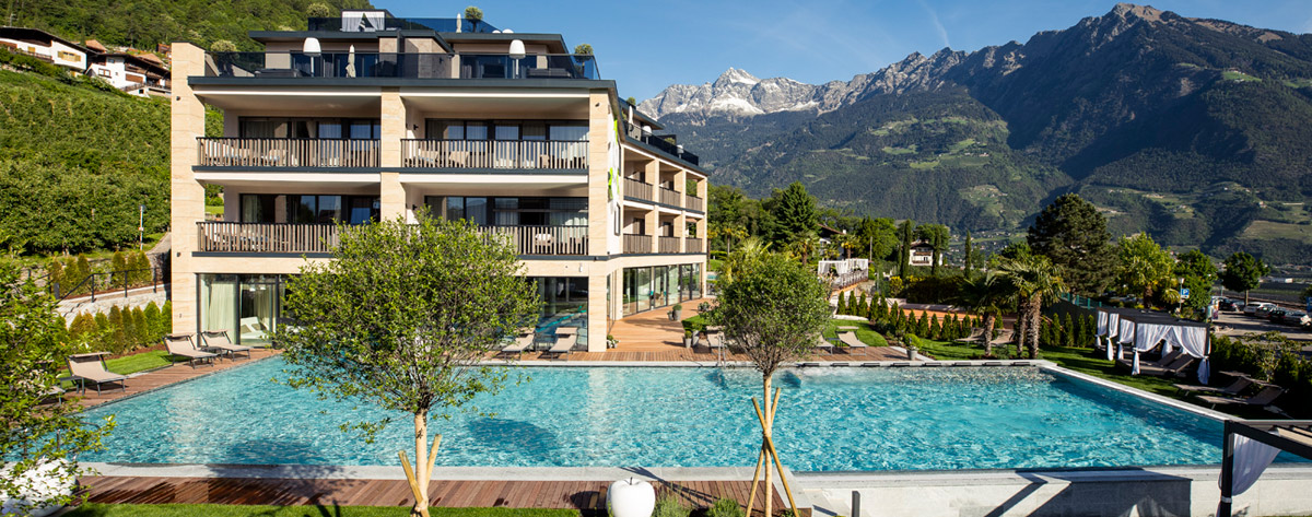 la maiena resort in meran