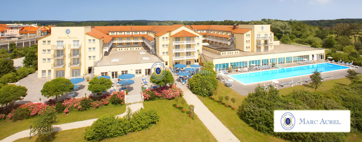 MARC AUREL Spa & Golf Resort ****S