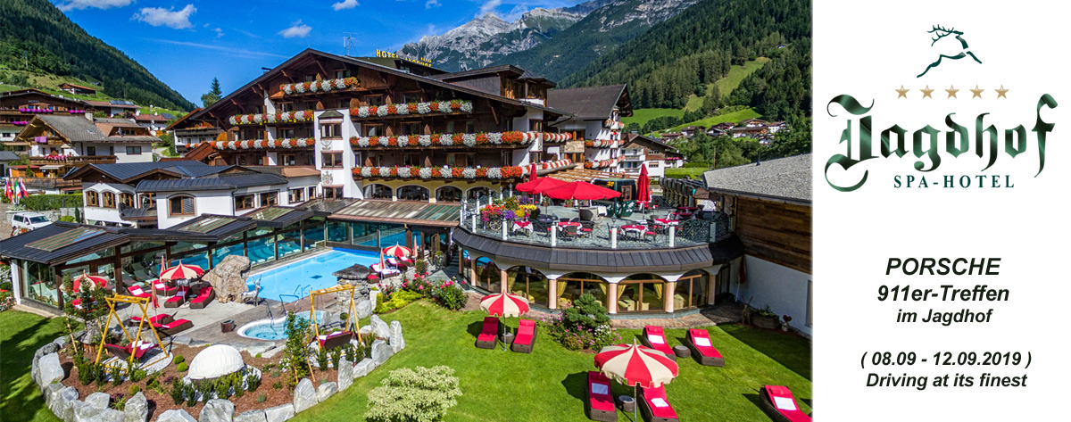 SPA-HOTEL-JAGDHOF in Neustift